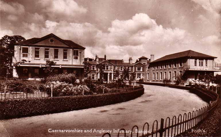C&A Caernarfon and Anglesey Hospital Infirmary