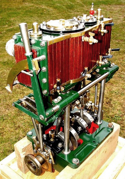 Marine Steam Engines for Sale submited images.